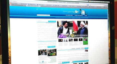 Интернет обсуждает выборы в Иране