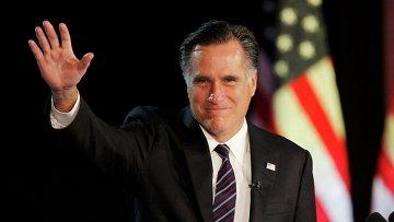 Выступление Митта Ромни в Бостоне