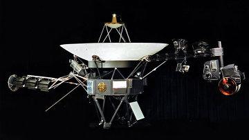 Межпланетный зонд НАСА «Вояджер-1»