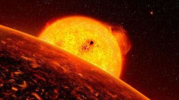 Экзопланета COROT-7b