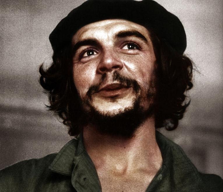 Латиноамериканский революционер Эрнесто «Че» Гевара