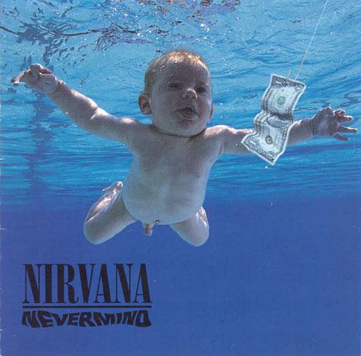 Альбом «Nevermind» группы Nirvana