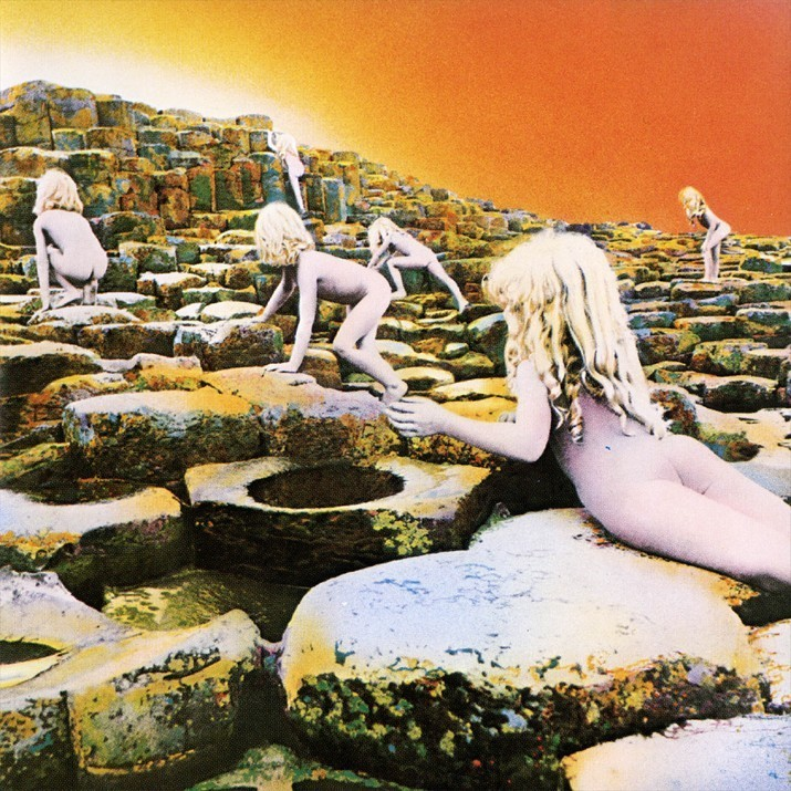 Альбом «Houses of the Holy» группы Led Zeppelin