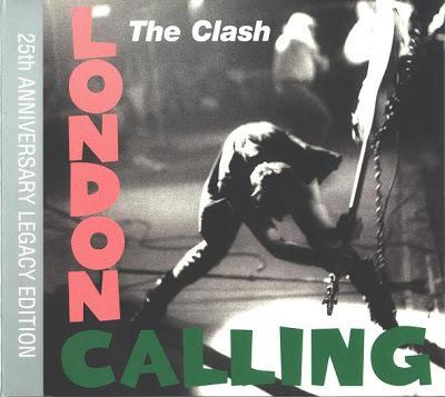 Альбом «London Calling» групgы Clash