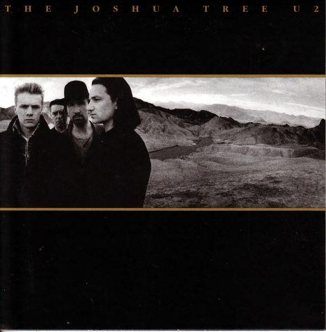Альбом «The Joshua Tree» группы U2