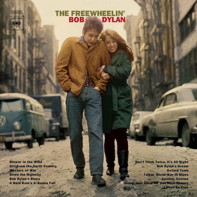 Альбом «The Freewheelin' Bob Dylan» Боба Дилана