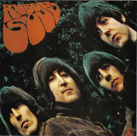 Альбом «Rubber Soul» группы  The Beatles