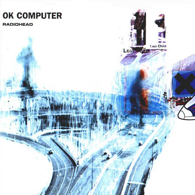Альбом «OK Computer» группы Radiohead