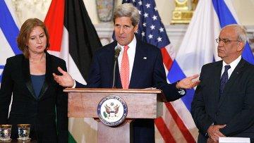 Палестино-израильские переговоры в Вашингтоне