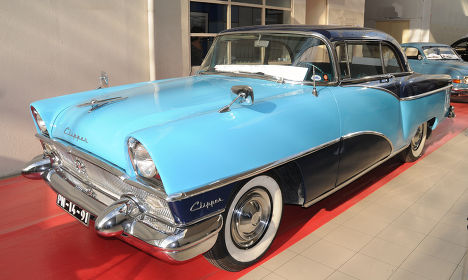 Packard Clipper 1955 года