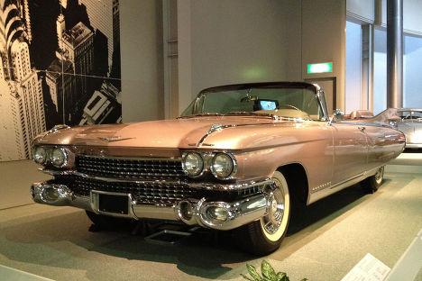 Cadillac Eldorado Biarritz 1959 года