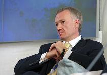 Генеральный директор компании «Уралкалий» Владислав Баумгертнер