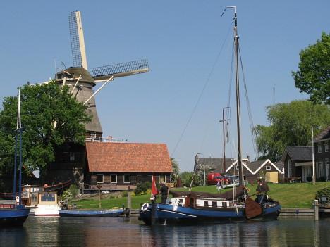 Праздник единения культуры и природы в Нидерландах