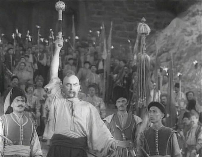 Кадр из фильма «Богдан Хмельницкий»