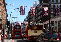 Оксфорд стрит в Лондоне