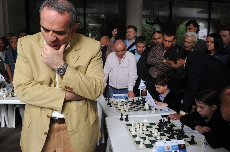 Шахматы. Матч за звание чемпиона мира. Шестой день