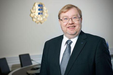 Эстонский политик Март Лаар