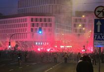"""""""Марш независимости"""", организованный польскими националистами и праворадикалами в День независимости 11 ноября"""