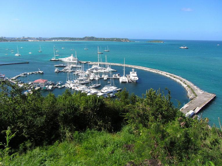 Остров Сен-Мартен