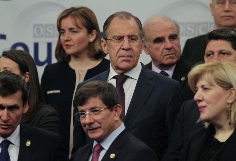 Заседание Совета глав МИД ОБСЕ в Киеве