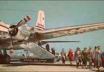 Золотая эпоха воздушных путешествий
