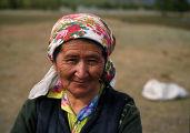 Жительница национального парка Алтай-Таван-Вогд
