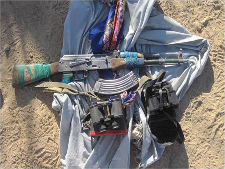 Автомат Калашникова, Афганистане