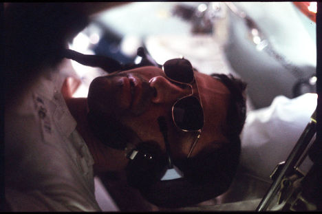 Астронавт Харрисон Шмитт. Программа Аполлон 17