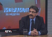 Посол Израиля в Белоруссии Иосиф Шагал в студии RTVI