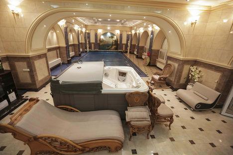 Дом бывшего генпрокурора Украины Виктора Пшонки