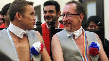 Священики гомосексуалисты