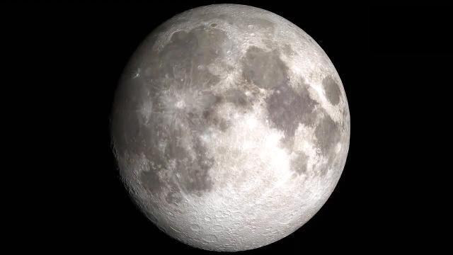 Кадры самого мощного за восемь лет метеоритного взрыва на Луне