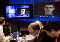 Эдвард Сноуден задает вопрос Владимиру Путину