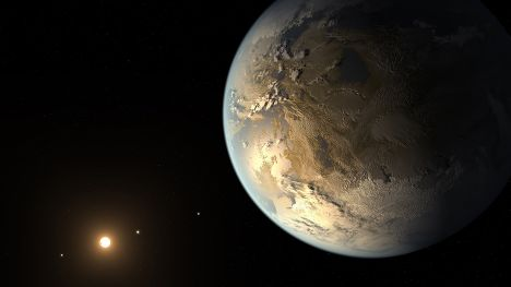 Экзопланета Kepler 186f
