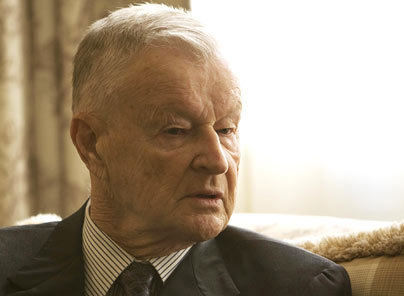 Помощник президента Джимми Картера по национальной безопасности Збигнев Бжезинский