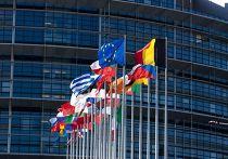 Здание Европейского Парламента в Страсбурге