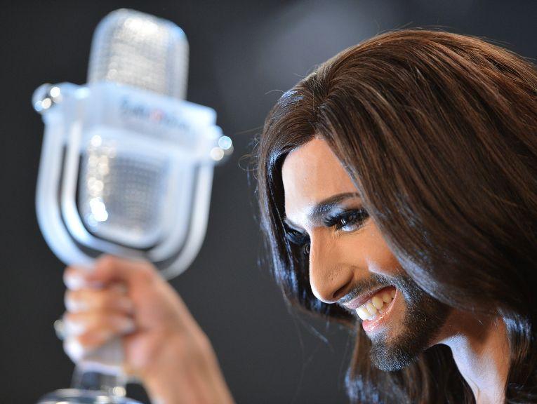 Кончита Вурст - победительница международного конкурса песни «Евровидение-2014»