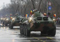 Военный парад в Бухаресте