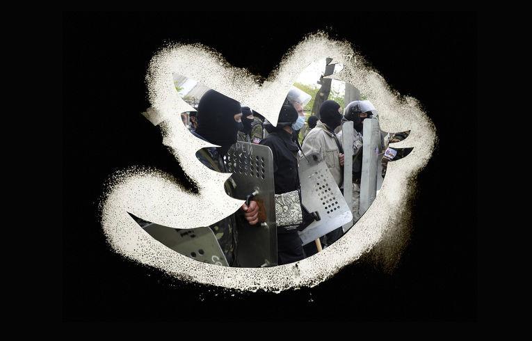 Твиттер об Украине