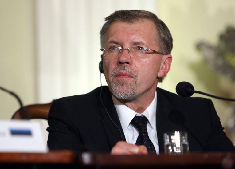 Экс-министр обороны Литвы Гедиминас Киркилас