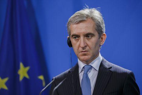 Премьер-министр Молдавии Юрий Лянкэ