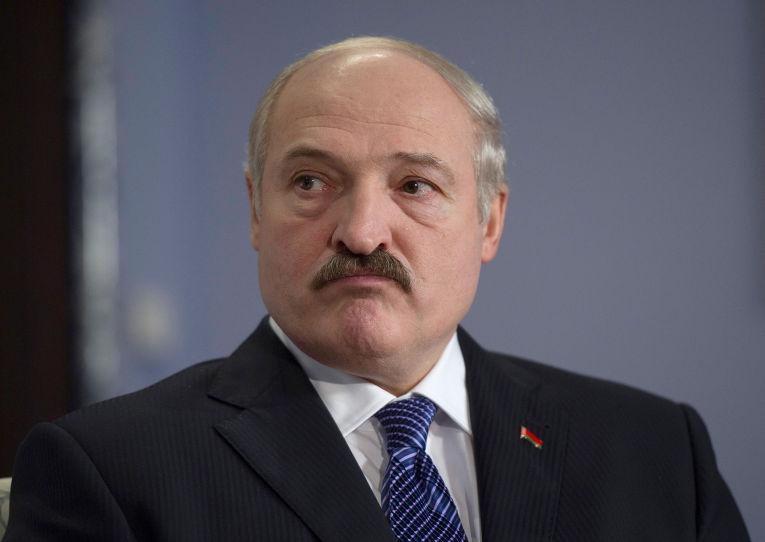 Президент Белоруссии Александр Лукашенко