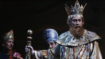 Опера Н. Римского-Корсакова «Сказка о царе Салтане»