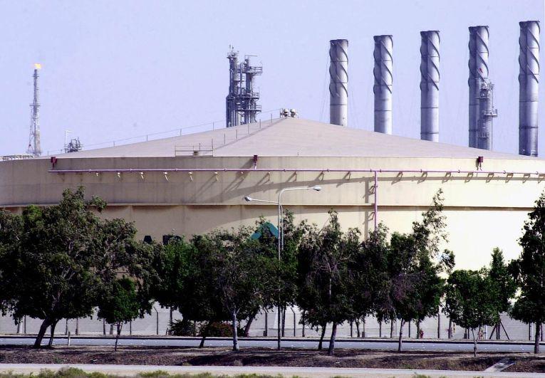 Нефтеперерабатывающий завод в Эль-Джубайле, Саудовская Аравия