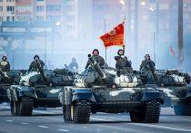 Парад на День независимости Белоруссии