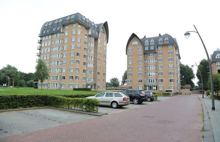 Дом, в котором живет Мария Путина в Голландии