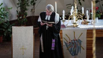 Отношение церкви к сексуальным меньш
