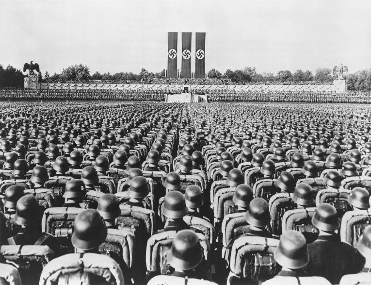 Съезд НСДАП в Нюрнберге