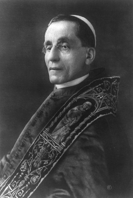 Папа Бенедикт XV