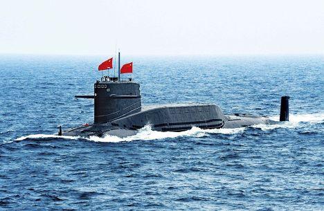 Китайская подводная лодка «Чанчжэн 6» («Великий поход-6»)